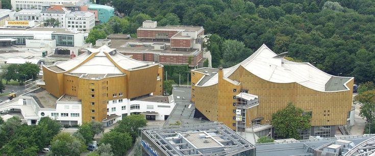 AD Classics: Berlin Philharmonic,© Courtesy of Wikimedia Commons