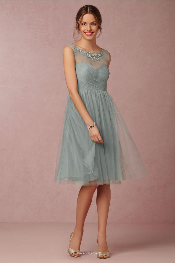 boat neck off the shoulder sage green bridesmaid dress – Google Search