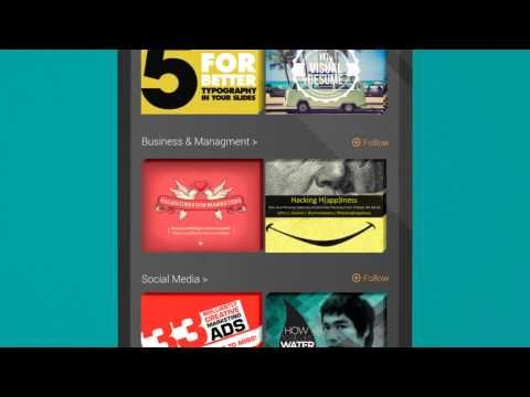 SlideShare Android App