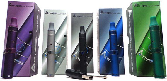 Atmos specializes in personal portable vapes and they are now presenting a miniature version of their most popular pen vaporizer. Meet the Atmos Junior, an extremely portable vaporizer designed specifically for use with waxy oils and concentrates.
