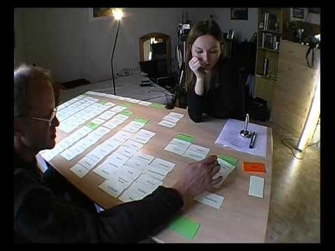Tutorial: Usability Cardsorting - YouTube