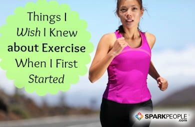 Thinking about starting an exercise plan? Here are some insider secrets you need to know! | via @SparkPeople #fitness #workout #beginner