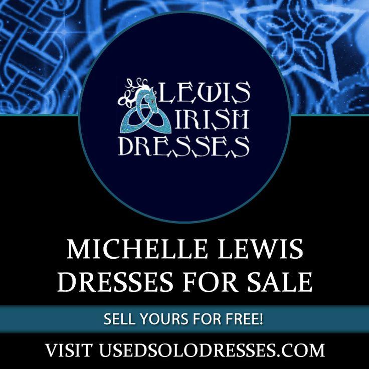Michelle Lewis Irish dance dresses