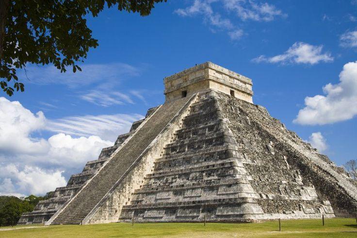 Maya-Archäologie: Pyramide unter Pyramiden entdeckt - SPIEGEL ONLINE - Wissenschaft