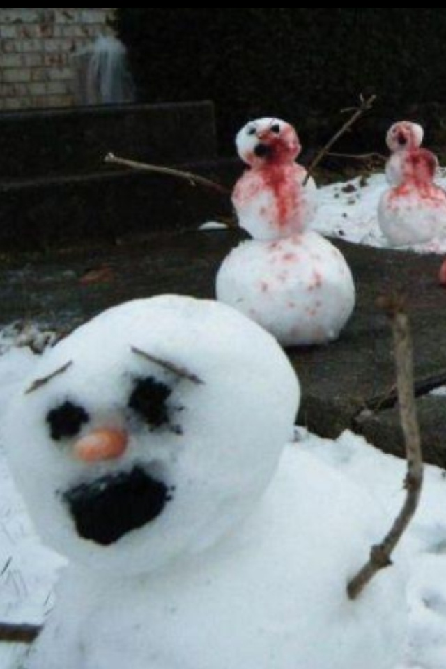 Best Snow Day Images On Pinterest Creative Ducks And Holiday - 15 hilariously creative snowmen that will take winter to the next level 7 made my day