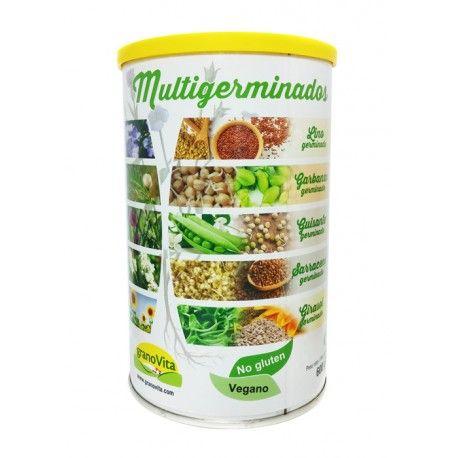 #GERMINADOS #SUPERALIMENTO #ELRINCONDELALY #HERBOLARIO Semillas de girasol germinadas, semillas de alforfón (sarraceno) germinadas, lino germinado molido bio, garbanzo germinado molido, guisante germinado molido. Para añadirlo a ensaladas, sopas..... Lo encontrarás en elrincondelaly.com/shop