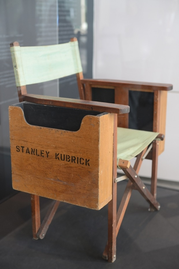 Work Chair Of Stanley Kubrick.