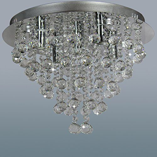 Ella FashionR Rain Drop Modern Chandelier Lighting Pendant For Kitchen Island Bathroom Light Fixtures