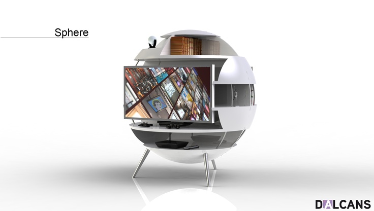 Sphere, by Dalcans Design