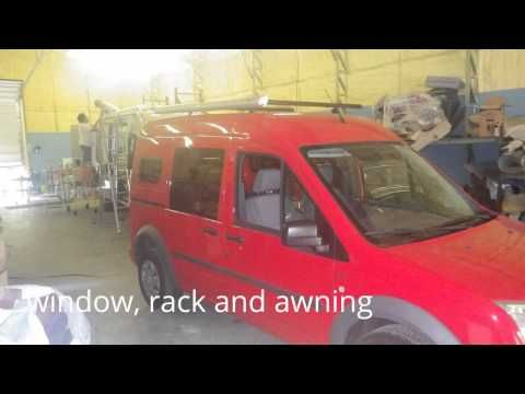 Custom Camper Van Conversions Dodge Ram Mercedes Sprinter Pr