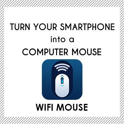 Turn Your Phone into a Mouse Using WiFi Mouse - NairaTips