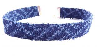 Jeans Choker nyaklánc