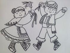 Baturros bailando