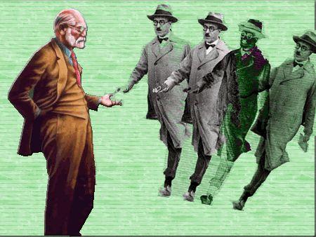 Freud y Pessoa