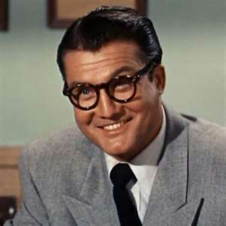 George reeves as clark kent in the adventures of superman for Kent superman