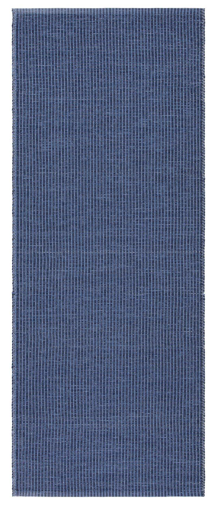 Urban Blue Handcrafted Rug | Wayfair UK