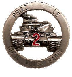 3eme Cuirassiers-2e escadron ( variant )