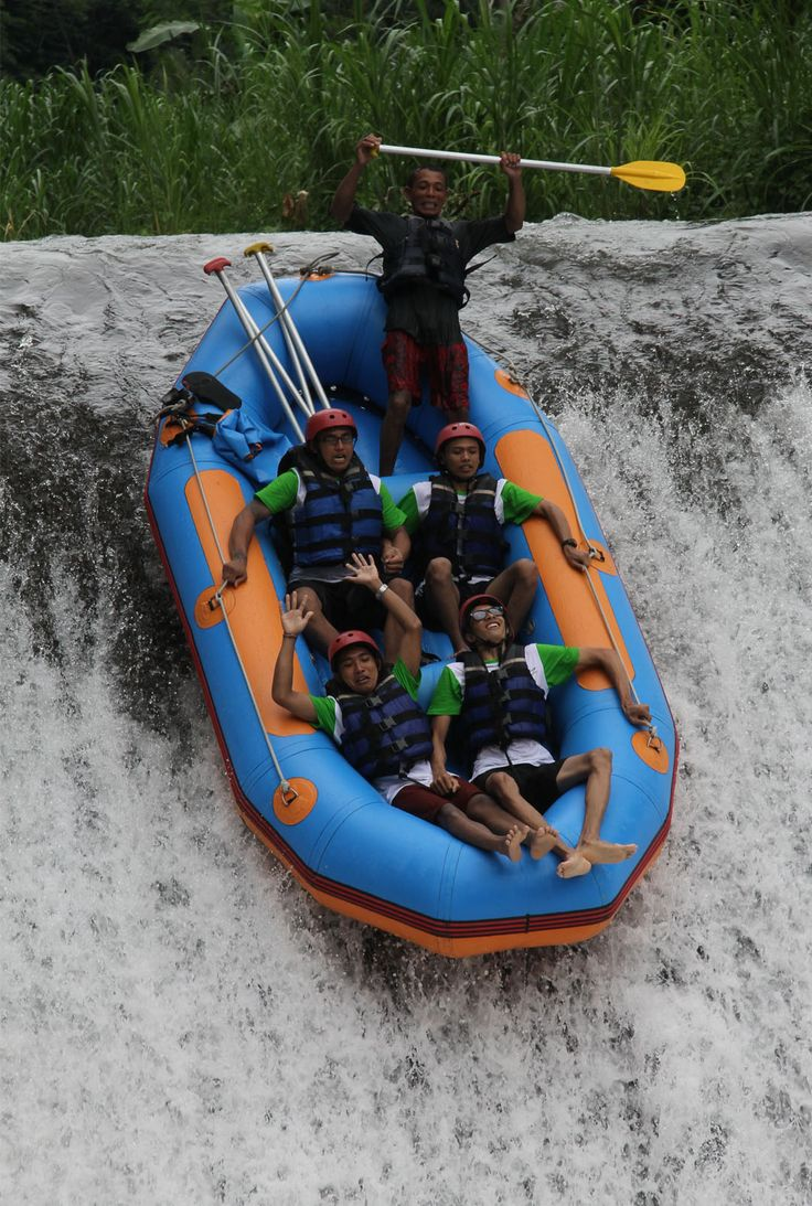 Welcome to Bali River Rafting