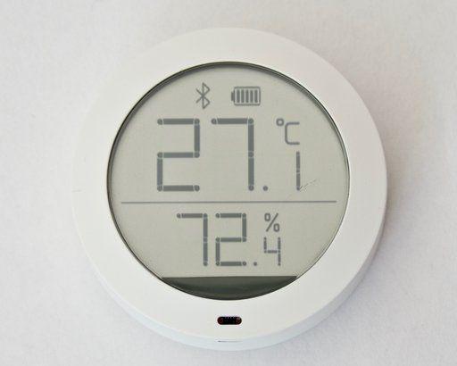 esphomeyaml Xiaomi MiJia | HASS | Humidity sensor, Nest thermostat