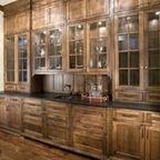 Family Room - Estilo Craftsman - Bar en casa - Minneapolis - de Stonewood, LLC