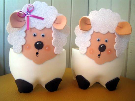 Este artesanato para Páscoa evangélica irá encantar os presenteados (Foto: Divulgação)