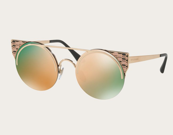Serpenti sunglasses 903240 - Discover Bvlgari's collections and read more about the magnificent Italian jeweler on the official website.