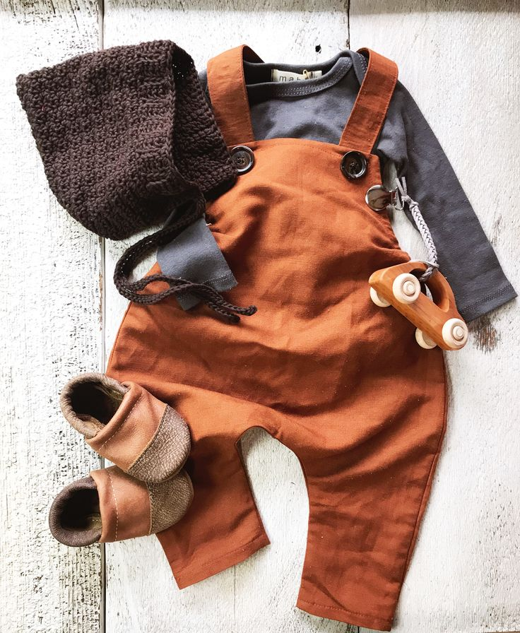 Baby boys need cute outfits too!