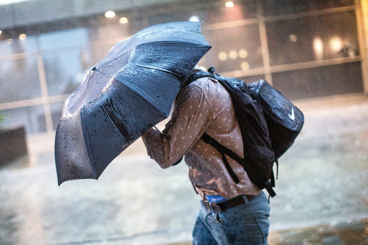 Weathermen forecast 70mph winds in parts of the north by Tuesday with damaging gusts likely elsewhere