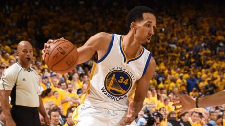 Who do Cavs need to stop? Shaun Livingston they presume