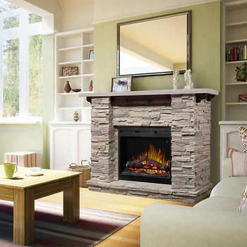 Dimplex® Featherston Fireplace with 26 in. Firebox