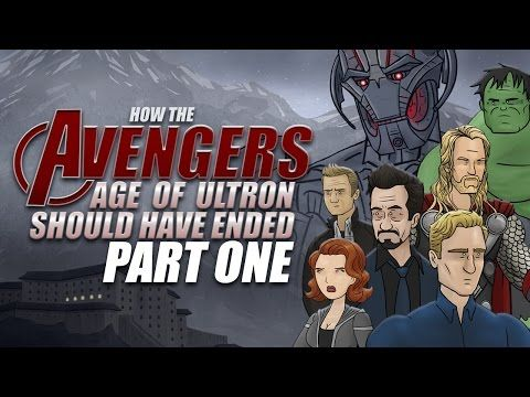 Let's be honest, this is how 'Avengers: Age of Ultron' should have ended. I'll pin the second part once it's out.