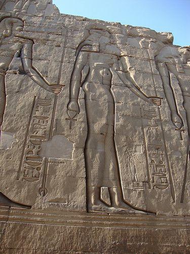 Near Luxor, Egypt
