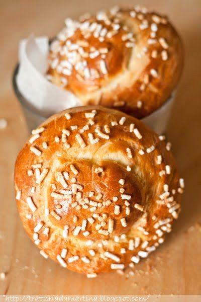 Di pan brioche e di briochine - Trattoria da Martina - cucina tradizionale, regionale ed etnica