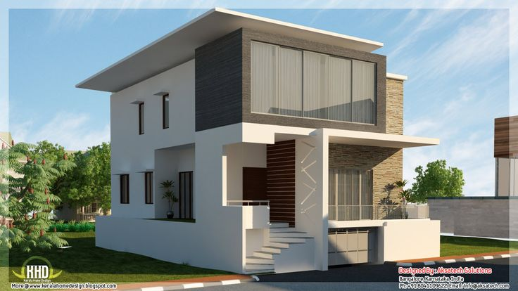 Simple modern house designs gpsneakercom house for Simple contemporary house