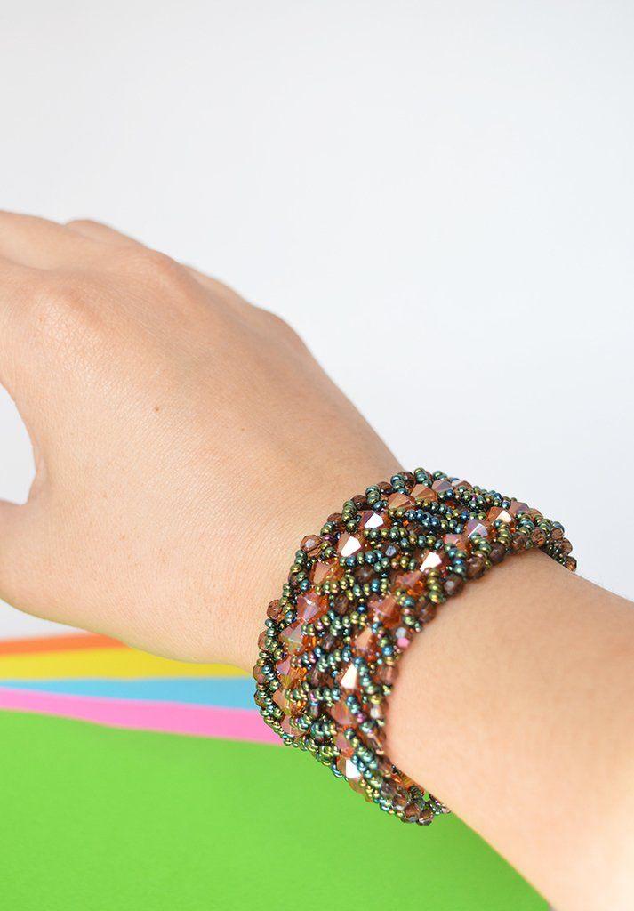 Bracelet Turkish - Artesano Currucutú