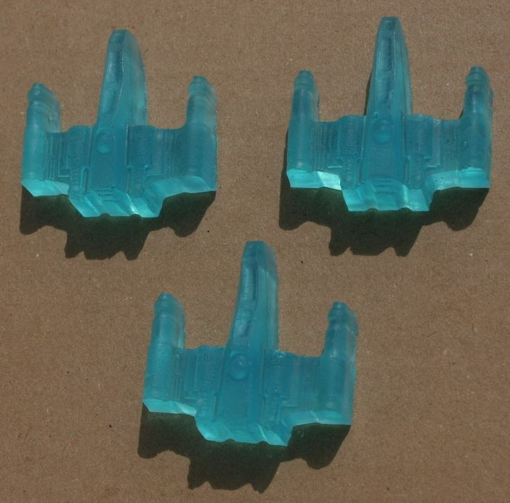 Aromatherapy Oils Soaps- Star Wars Collection - X-Wing Fighter s - Set of 3