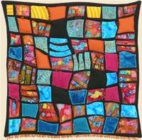 Jill P. HoddickArt Quilt, Fiber Art