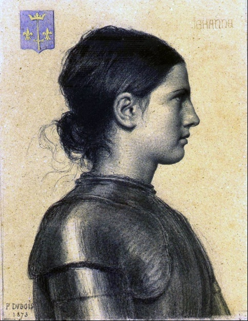 Joan Of Arc... Art picture