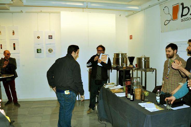 Con Luigi Schigi D'Amelio e Luca Tom Sartorelli.