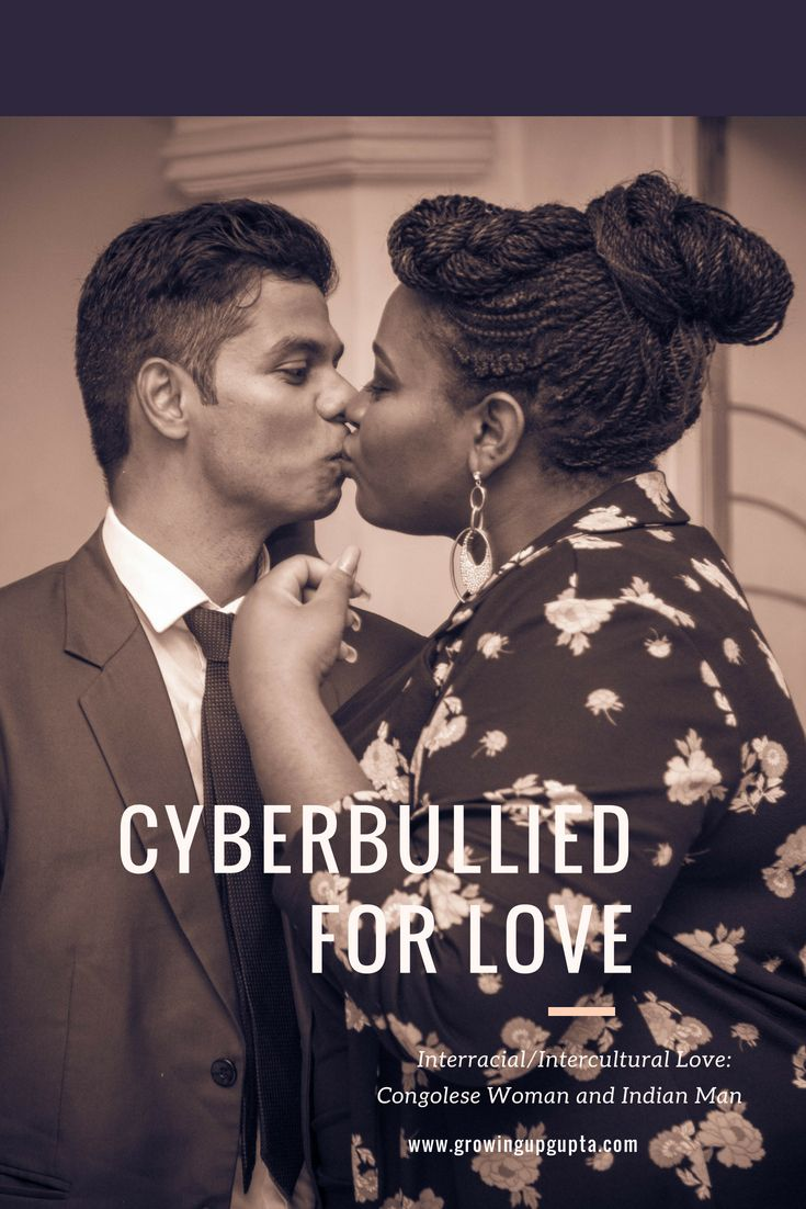 CYBERBULLIED FOR INTERRACIAL/INTERCULTURAL LOVE: CONGOLESE
