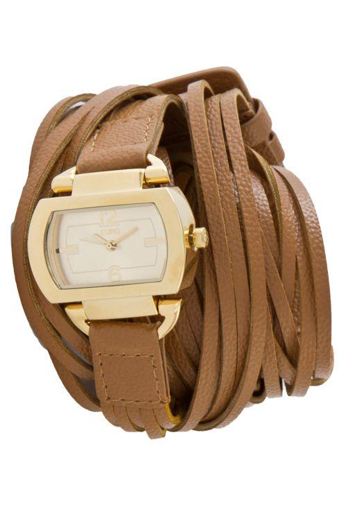 Relógio Euro EU2035VI2T Caramelo - Compre Agora | Dafiti