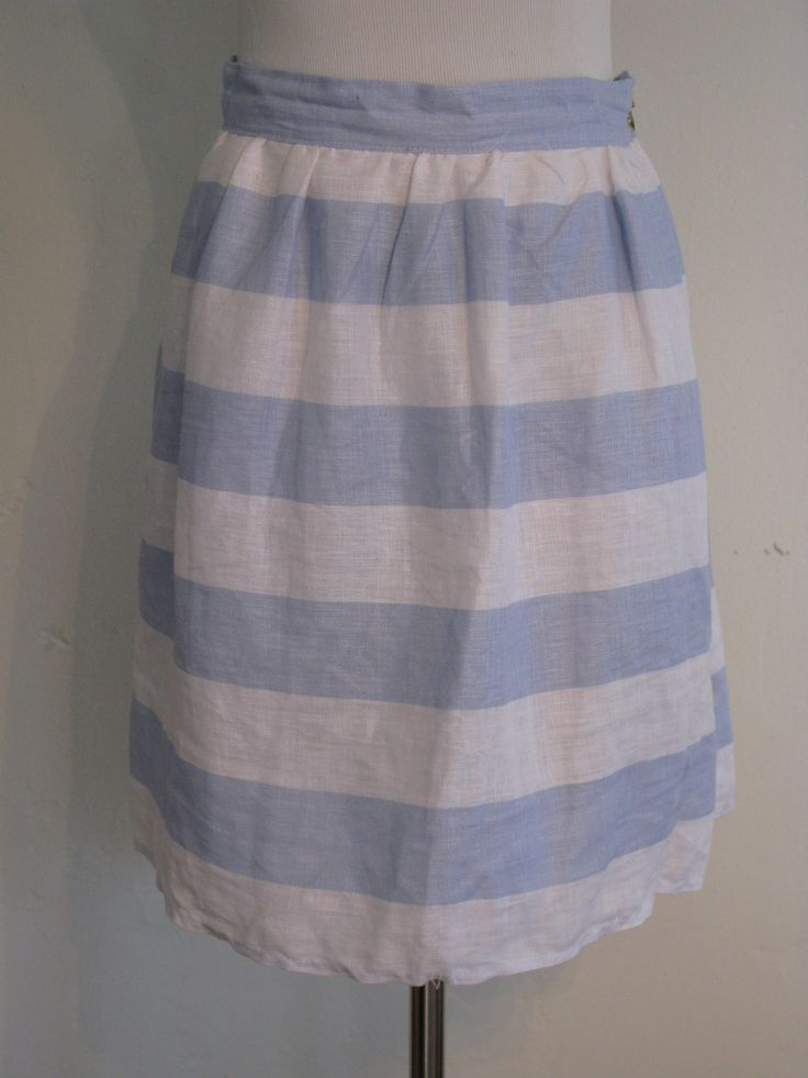 Kenar Linen Circle Pocket Skirt 10