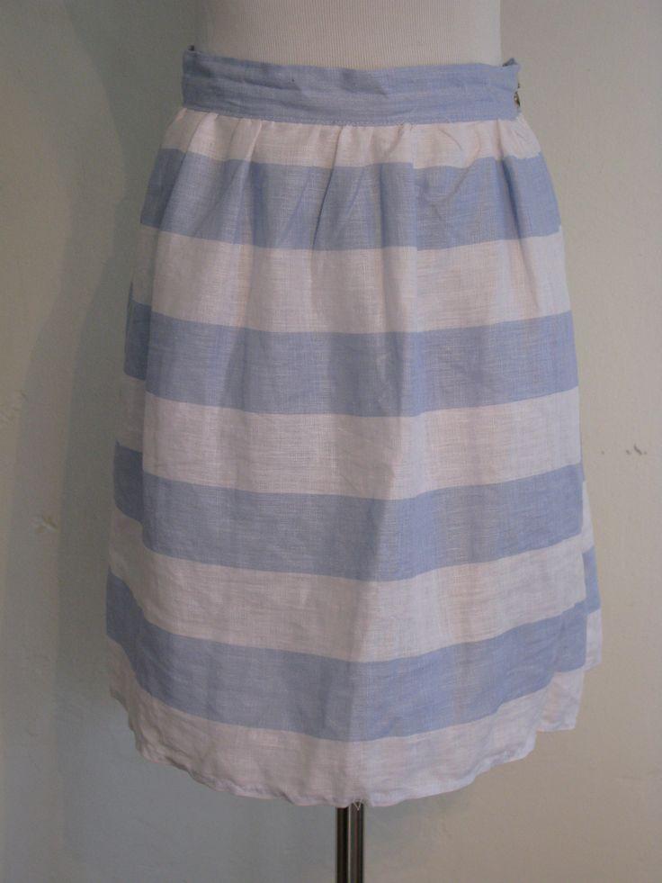 Kenar Linen Circle Pocket Skirt 10