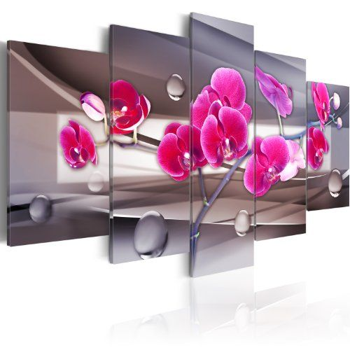impression sur toile 200 100 cm grand format xxl 5. Black Bedroom Furniture Sets. Home Design Ideas