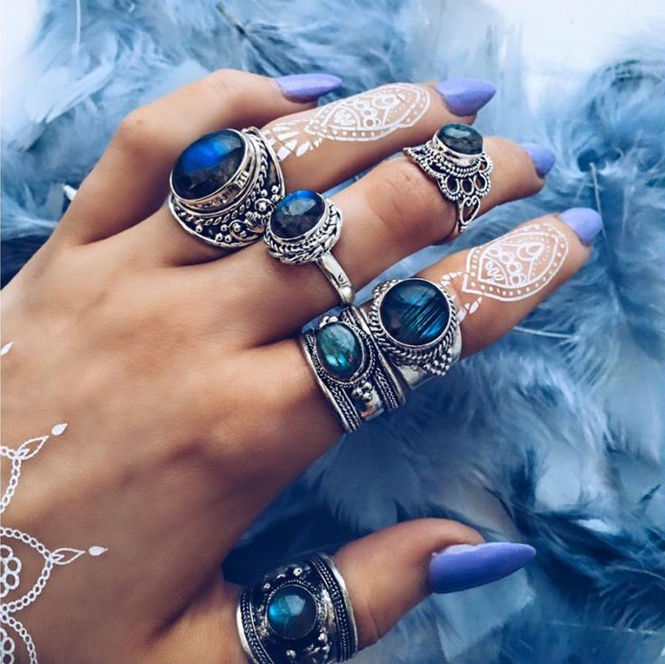 Joyas bohemias de Bohomoon - We Love Boho                                                                                                                                                                                 Mais