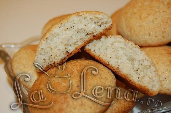 Biscuiti cu banane si cocos (de post) - Pas 11