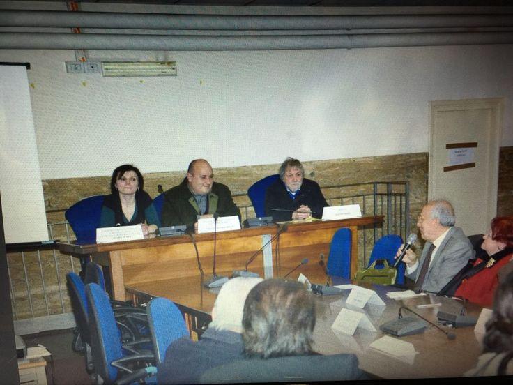 12marzo durante la conferenza stampa