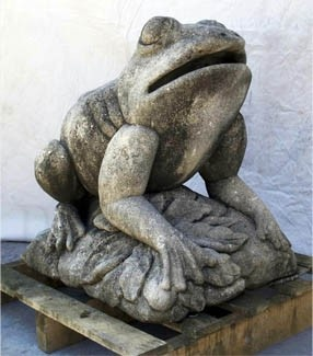 I Donu0027t Usually Like Frog Statues, But This One...yes