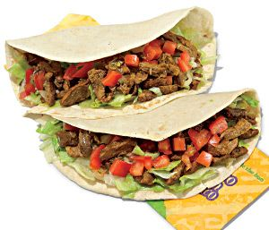 Paleo Fast Food Taco Bell
