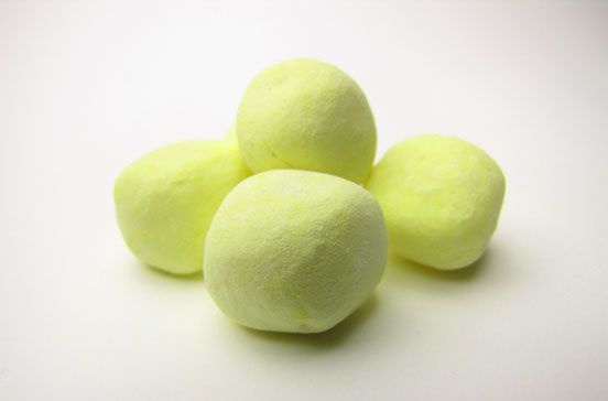 Lemon Bon Bons - Old Fashioned Retro Sweets at MrsKibbles.co.uk